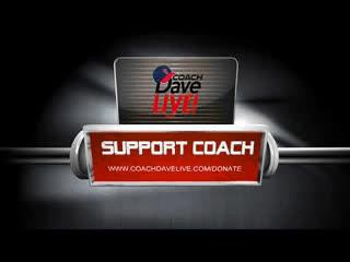 Guest Bill Federer | Coach Dave Live | 2.7.20