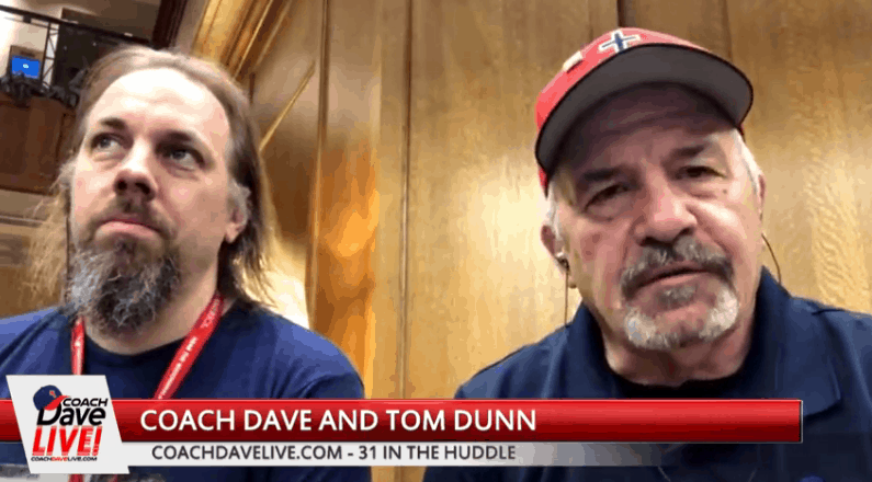 LIVE in Texas with Tom Dunn