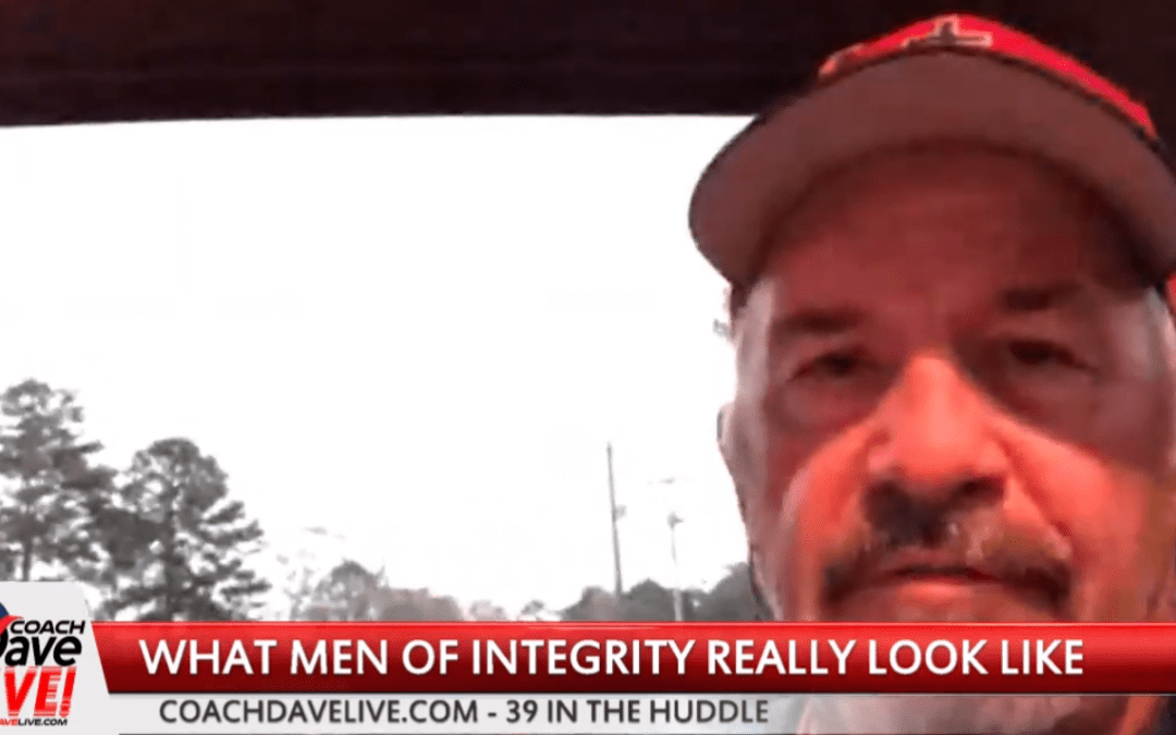 Men of Integrity