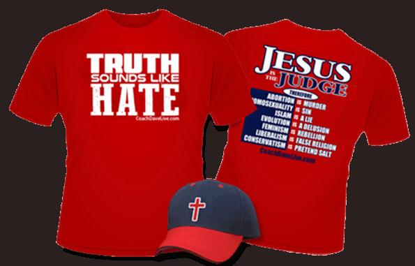 TruthSoundsLikeHateShirt