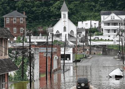 West Virginia Needs Our Help!
