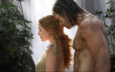 Looks Like Tarzan, Acts Like Jane