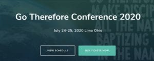 Go Therefore Conference @ Lima, OH