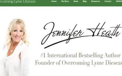Lyme Disease with Jennifer Heath | 8.22.19