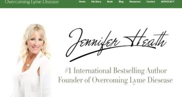 Lyme Disease with Jennifer Heath | 8.22.19