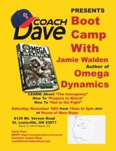 Boot Camp with Coach @ Ohio | Saint Louisville | Ohio | United States