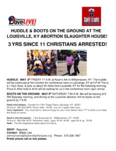 Kentucky Huddle & Boots on the Ground @ Louisville, KY | La Grange | Kentucky | United States