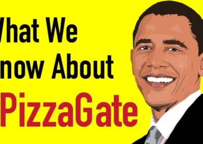 Pizzagate and the Unseen World