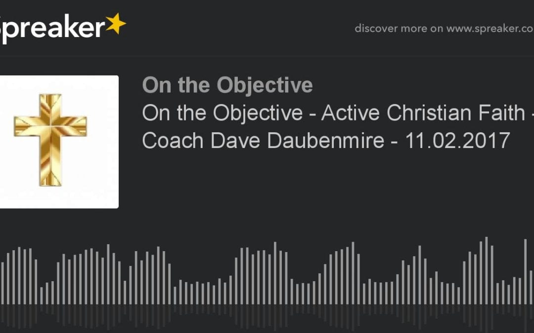Coach Interviews with On the Objective Show