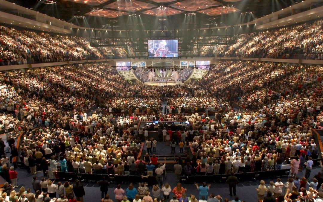 That's a BIG Church! | Coach Dave LIVE : 6.24.2020