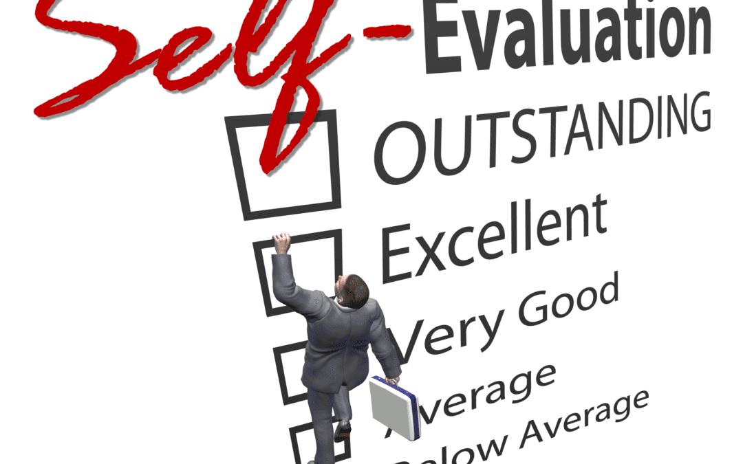 Self Evaluation | Coach Dave Live | 1-1-20