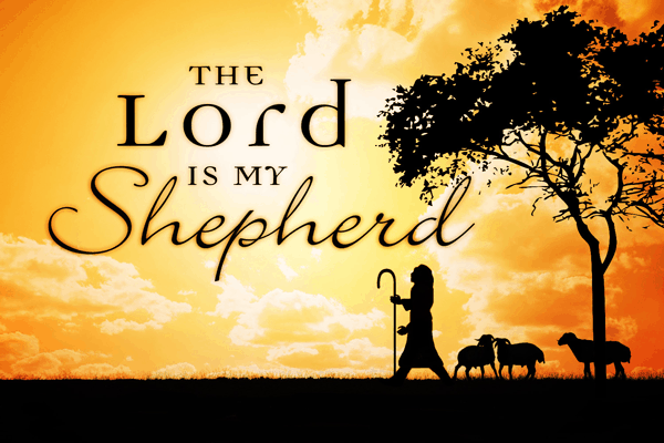 Lord is my Shepherd | Coach Dave LIVE | 6.25.2020