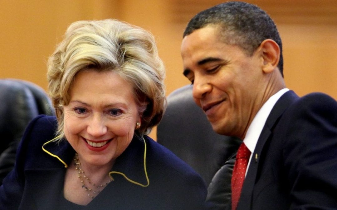 American Traitors in High Places – Throw the Bums in Jail