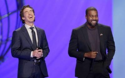 Kanye:  Preaching the Name of Jesus