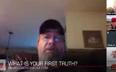 What is Your First Truth? | Pass the Salt Live | 4.24.2018